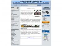 Herzlich willkommen auf dem virtuellen Marktplatz von Hammah