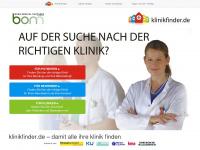 klinikfinder.de Thumbnail