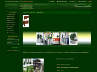 Botanicgroup.com - Pflanzenversand, Pflanzenhandel - Pflanzen, Pflanzgefäße und Stadtmöblierung bei BotanicGroup
