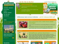 Grüner Holländer | Gartencenter + Pflanzencenter Berlin | Startseite