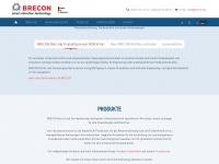Brecon.de - Rüttler, Aussenrüttler, Betonrüttler: Vibrationstechnik von BRECON