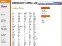 Treiberdownload Notebook Treiber -  Download &amp; Support