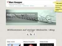 Marc Knepper's Homepage