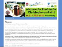 DANKE! - Historische Rheinische Christophorus-Fahrt Ruppichteroth-Schönenberg