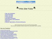 Infos über Kuba