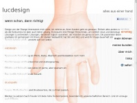 lucdesign &ndash; webdesign, web-programmierung, grafik