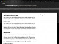 luxus-shopping.com