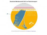 Deutsche Meisterschaft im Fallschirmspringen 2012