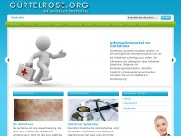 gürtelrose.org