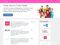 Studentenjobs, Nebenjobs und Promotionjobs - Funkyjobs