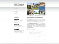 CFS-Therapie - Chronisches Erschöpfungssyndrom - Spezialklinik Neukirchen in D-93453 Neukirchen b. Hl. Blut
