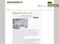 Armaturen Blog - Armaturen kaufen - Armaturen Shop - Informationen