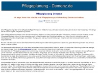 pflegeplanung-demenz.de