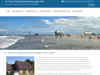 St. Peter-Ording Ferienwohnungen in St. Peter-Dorf