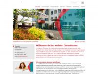 Aachener Caritasdienste : Willkommen