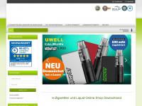 e-Lunte - e-Zigaretten und Liquid Shop, e-Zigaretten und Liquids günstig bei e-Lunte kaufen