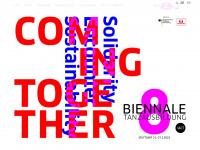 4. Biennale Tanzausbildung 2014 Dresden - Biennale Tanzausbildung