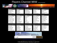 Aktiv-Stadt - Players Channel NRW