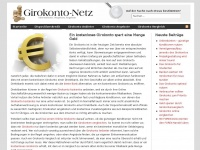 Girokonto-Netz.de - kostenloses Girokonto