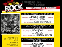 Home - The History of Rock
