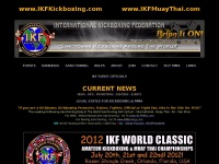 ikfkickboxing.com