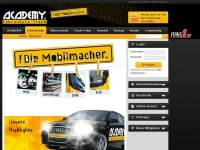 ACADEMY Fahrschule Trend - Die Mobilmacher  - Fahrschule