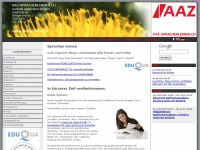 aaz-sprachschule.ch
