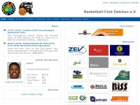 Basketball-Club Zwickau e.V. | Offizielle Webseite