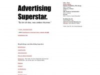 Advertising Superstar