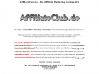 AffiliateClub.de - Die Affiliate Marketing Community