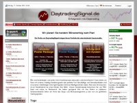 DaytradingSignal - Erfolgreich mit Trading