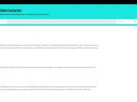 Alpha-Fundsachen