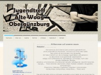 Jungendtreff: Jugendarbeit in Obergünzburg - Jugendtreff Obergünzburg Alte-Woag