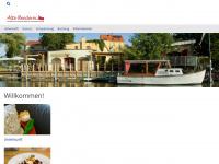 Alte Reederei - Urlaub und Freizeit in der Mecklenburgischen Seenplatte: Startseite