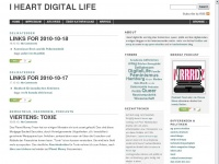 Iheartdigitallife.de - i heart digital life /