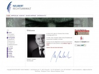 Chemnitz - Rechtsanwalt Michael C. Neubert - Anwalt