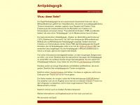 antipaedagogik.de