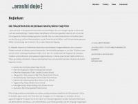 arashi-dojo.de