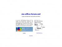 ms-office-forum.de