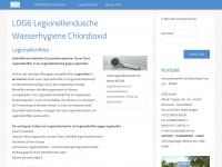 Legionellen Duschkopf | Chlordioxid | Wasseraufbereitung Legionellen Duschkopf | Chlordioxid | Hygienelösungen