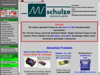 schulze-elektronik-gmbh.de