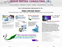.::: MEDIA MATRIX CONSULTING :::. web your business ... iNNOVATIV! iNDIVIDUELL! iDEAL!