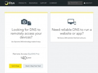Managed DNS | Outsourced DNS | Anycast DNS
