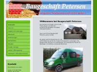 baugeschaeft-petersen.de