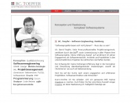 BC. Toepfer - Software Engineering | Start