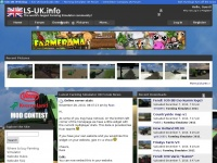 Ls-uk.info - ls-uk - Home - Farming Simulator UK Forum