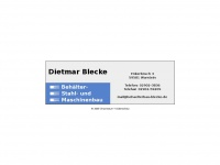 behaelter-blecke.de