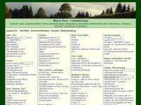 Linksammlung - Benno Flory - Auskunft