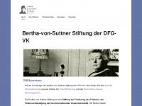 bertha-von-suttner-stiftung.de