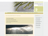 Bestattung-dellemann.at - Dellemann Bestattung aus Landeck in Tirol - Bestattungen, Überführungen, Hilfe in der Trauer